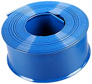 Pooline Products 11202 100 2 Inch Deluxe Backwash Hose 100 Feet Patio Lawn Garden