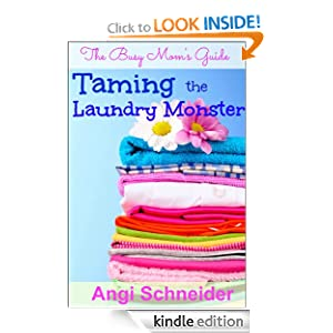 Taming the Laundry Monster (The Busy Mom's Guide)