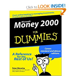 Microsoft Money 2000 For Dummies  by Peter Weverka