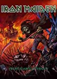 Iron Maiden From Fear To Eternity new Official Textile Flag Poster 75cm x 110cm