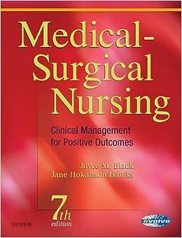 pdf medical surgical nursing book