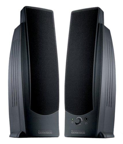 Altec Lansing 120 Two Satellite Speaker PC Music  Gaming SystemB00008KYNL : image