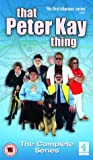 Peter Kay-That Peter Kay Thing [VHS]