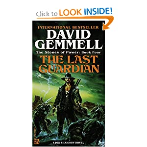 Last Guardian (The Stones of Power, Book Four) by David Gemmell
