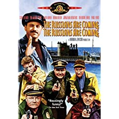 DVD Movie, The Russians Are Coming, A Great Movie