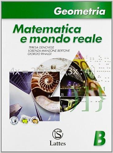Matematica e mondo reale  Algebra