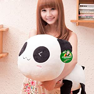 60cm Panda Plush Toy Plush Pillow Birthday and Christmas Gifts