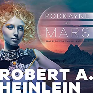 Podkayne of Mars Audiobook
