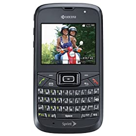 Kyocera Brio Phone, Grey (Sprint)