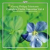 echange, troc  - Intégrale des Concertos pour violon vol. 4