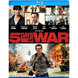5 Days of War [Blu-ray]