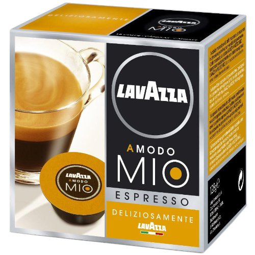 Choose Lavazza A Modo Mio Deliziosamente, 16 Capsules from Lavazza