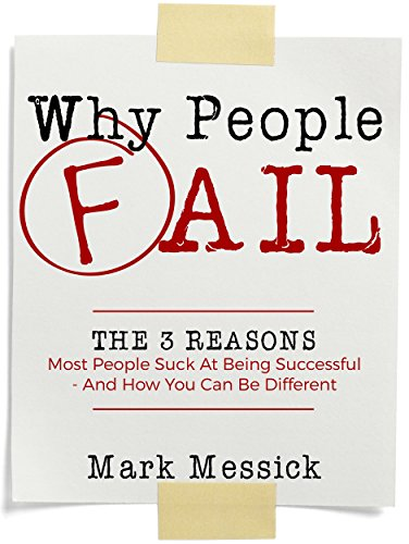 Why People Fail by Mark Messick ebook deal