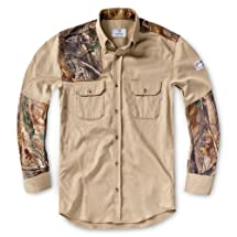Tyndale Men's Explorer Camo Shirt