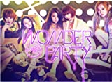 Wonder Girls 1st Mini Album - Wonder Party (韓国盤)