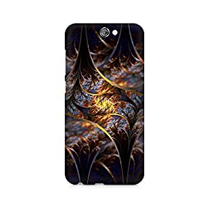 Mobicture Pattern Premium Printed Case For HTC One A9