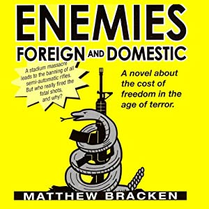 Enemies Foreign and Domestic Hörbuch