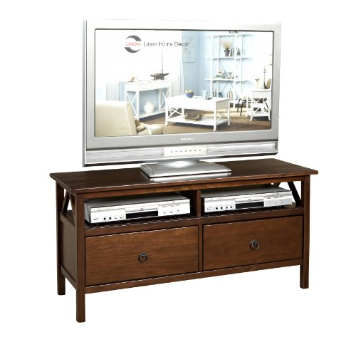 Linon Home Decor Titian TV Stand