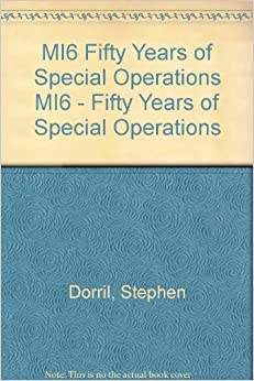 mi6 fifty years of special operations pdf
