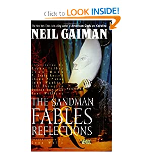 Sandman, The: Fables and Reflections - Book VI (Sandman (Graphic Novels)) by Neil Gaiman, Kent Williams, P Craig Russell and Jill Thompson