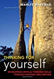 Thinking for Yourself (Available Titles CengageNOW)