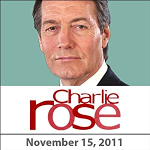 Charlie Rose: Michael Schmidt, Tim Arango, Jack Healy, and Ehud Barak, November 15, 2011 Radio/TV Program