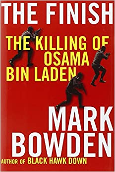 The killing of osama bin laden book