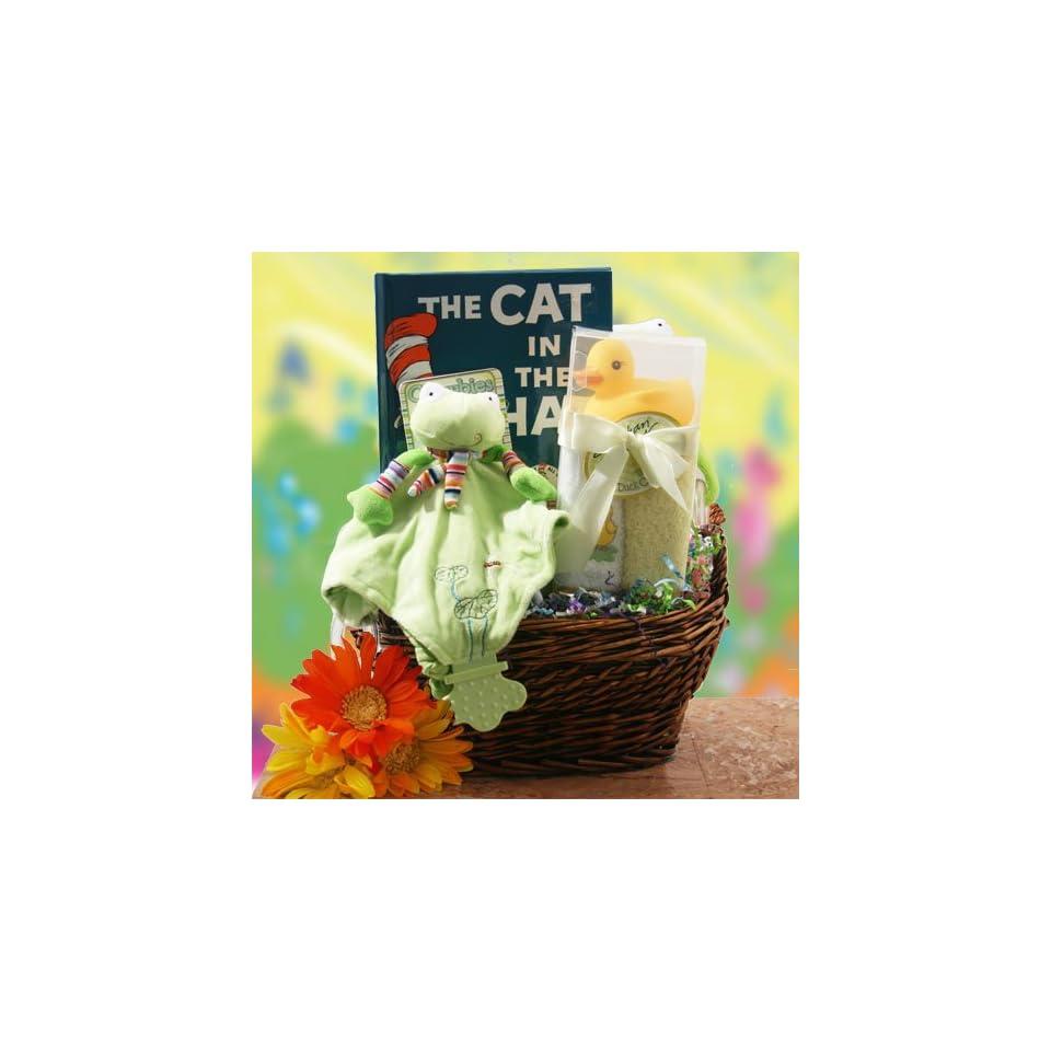 Leap Frog Baby Gift Basket