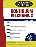 img - for Schaum's Outline of Continuum Mechanics book / textbook / text book