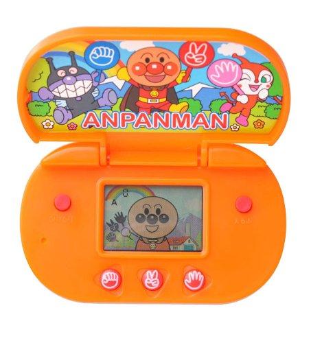 【Amazonの商品情報へ】アンパンマン ピコピコポケットゲーム