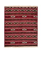 Navaei & Co. Alfombra Persian Turkman Rojo/Multicolor 93 x 78 cm