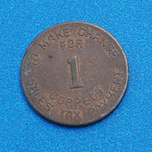 Arizona Tax Token for 1 Coin