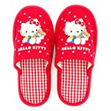 Hello Kitty Slippers: Classic Dots