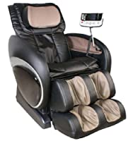 Osaki OS-3000 Executive Zero Gravity Massage Chair Blk/Beige S-track With Remote from Osaki