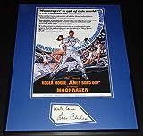 Lois Chiles Signed Framed 16x20 Photo Poster Display Moonraker James Bond B