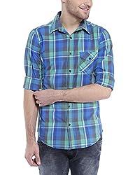 Bandit BLG Check Slim fit Shirts
