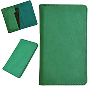 DCR Pu Leather case cover for Gionee S5.1 (green)