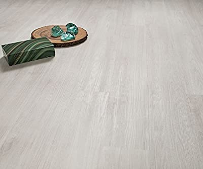 Blanc Patina Click Lock Vinyl Plank Flooring SAMPLE