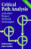 img - for Critical Path Analysis and Other Project Network Techniques book / textbook / text book