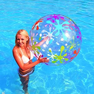 "48"" Jumbo Beach Ball - Splash Design by Bestway"