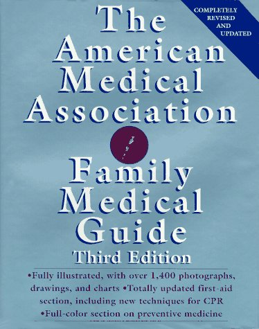 The American Medical Association Family Medical Guide, American Medical Association
