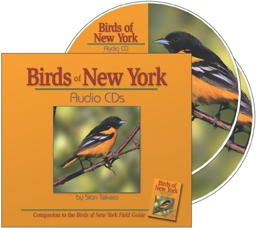 Birds of New York Audio CDs: Companion to the Birds of New York Field Guide