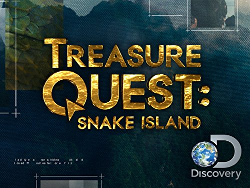 Treasure Quest Snake Island Season 1