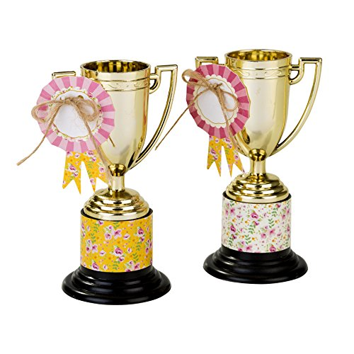 Talking Tables Party Trophy favorise poney Lot de 6