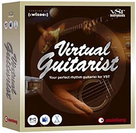 Virtual Guitarist - Mac/PC