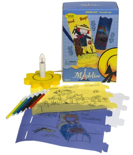 Creativity For Kids Madeline Good Night Light