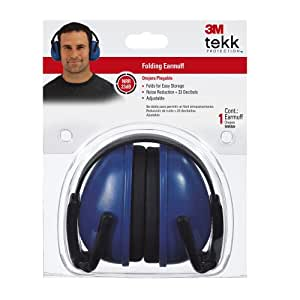 3M Tekk 90559 Protection Folding Earmuff
