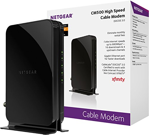netgear-cm500-16x4-cable-modem-docsis-30-max-download-speeds-of-680mbps-certified-for-xfinity-by-com