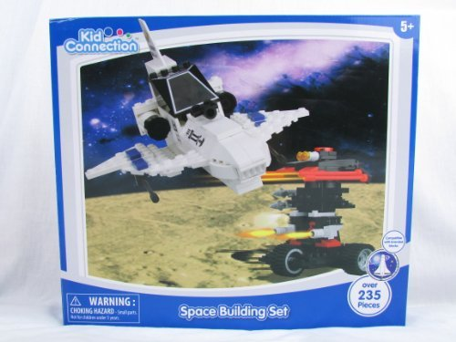 Kid Connection Space Building Set - 1