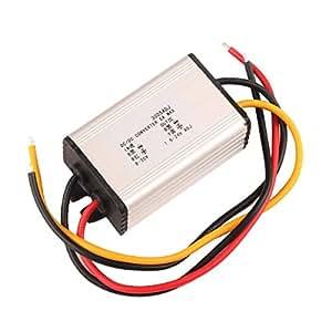 RioRand DC Volt Converter Regulator 8-35V 24V/12V to 1.5-24V 5V 12 V 5A Adjustable Step-down Buck Power Supply Module